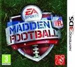 3DS GAMES - MADDEN NFL FOOTBALL - 3DS