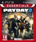 PS3 GAMES - PAYDAY 2 ESSENTIALS - PS3