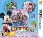3DS GAMES - DISNEY MAGICAL WORLD - 3DS