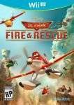 WIIU - DISNEY PLANES : FIRE & RESCUE - WIIU