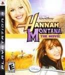 PS3 GAMES - HANNAH MONTANA THE MOVIE - PS3
