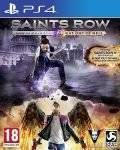 PS4 GAMES - SAINTS ROW IV : RE-ELECTED + GAT OUT OF HELL - PS4