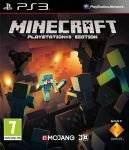 PS3 GAMES - MINECRAFT : PLAYSTATION 3 EDITION - PS3