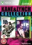 XBOX360 GAMES - KANE AND LYNCH COLLECTION - XBOX 360