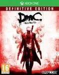 XBOX ONE GAMES - DEVIL MAY CRY DEFINITIVE EDITION - XBOX ONE