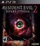 PS3 GAMES - RESIDENT EVIL REVELATIONS 2 - PS3