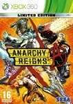 XBOX360 GAMES - ANARCHY REIGNS LIMITED EDITION - XBOX 360