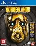 PS4 GAMES - BORDERLANDS : THE HANDSOME COLLECTION - PS4