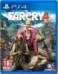 PS4 GAMES - FAR CRY 4 - PS4