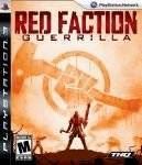 PS3 GAMES - RED FACTION : GUERRILLA - PS3