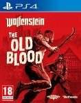 PS4 GAMES - WOLFENSTEIN : THE OLD BLOOD - PS4