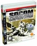 PS3 GAMES - SOCOM CONFRONTATION - PS3