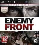 PS3 GAMES - ENEMY FRONT LIMITED EDITION - PS3