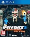 PS4 GAMES - PAYDAY 2 : CRIMEWAVE EDITION - PS4
