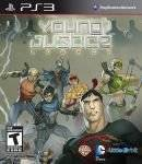 PS3 GAMES - YOUNG JUSTICE LEGACY - PS3
