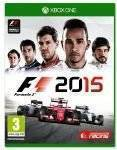 XBOX ONE GAMES - F1 2015 - XBOX ONE