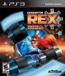 PS3 GAMES - GENERATOR REX: AGENT OF PROVIDENCE - PS3
