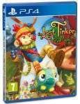 PS4 GAMES - THE LAST TINKER : CITY OF COLORS - PS4