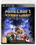 PS3 GAMES - MINECRAFT : STORY MODE - PS3