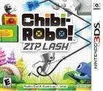 3DS GAMES - CHIBI-ROBO! ZIP LASH - 3DS