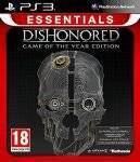 PS3 GAMES - DISHONORED GAME OF THE YEAR EDITION ESSENTIALS - PS3