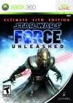 XBOX360 GAMES - STAR WARS : THE FORCE UNLEASHED - ULTIMATE SITH EDITION  - XBOX 360