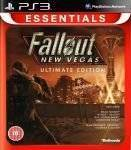 PS3 GAMES - FALLOUT : NEW VEGAS ULTIMATE EDITION ESSENTIALS - PS3