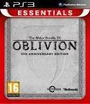 PS3 GAMES - THE ELDER SCROLLS IV OBLIVION 5TH ANNIVERSARY EDITION ESSENTIALS - PS3