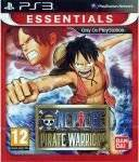 PS3 GAMES - ONE PIECE: PIRATE WARRIORS 2 ESSENTIALS - PS3
