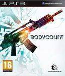 PS3 GAMES - BODYCOUNT - PS3
