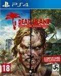 PS4 GAMES - DEAD ISLAND DEFINITIVE COLLECTION EDITION - PS4