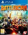 PS4 GAMES - BATTLEBORN - PS4