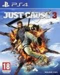PS4 GAMES - JUST CAUSE 3 - PS4