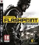 PS3 GAMES - OPERATION FLASHPOINT : DRAGON RISING - PS3