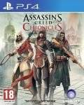 PS4 GAMES - ASSASSIN'S CREED CHRONICLES - PS4