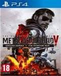 PS4 GAMES - METAL GEAR SOLID V: DEFINITIVE EXPERIENCE - PS4
