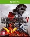 XBOX ONE GAMES - METAL GEAR SOLID V: DEFINITIVE EXPERIENCE - XBOX ONE