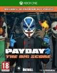 XBOX ONE GAMES - PAYDAY 2: THE BIG SCORE (INCLUDES 10 PREMIUM DLC PACKS) - XBOX ONE