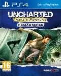 PS4 GAMES - UNCHARTED: DRAKE'S FORTUNE REMASTERED - PS4