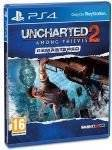 PS4 GAMES - UNCHARTED 2: AMONG THIEVES REMASTERED - PS4