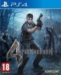 PS4 GAMES - RESIDENT EVIL 4 - PS4