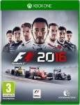 XBOX ONE GAMES - F1 2016 -  XBOX ONE