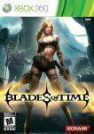 XBOX360 GAMES - BLADES OF TIME - XBOX 360