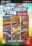 PC GAMES - ROLLERCOASTER TYCOON (9 MEGAPACK) - PC