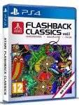 PS4 GAMES - ATARI FLASHBACK CLASSICS COLLECTION - VOLUME 1 - PS4