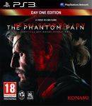 PS3 GAMES - METAL GEAR SOLID V : THE PHANTOM PAIN - DAY ONE EDITION - PS3