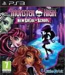 PS3 GAMES - MONSTER HIGH: NEW GHOUL IN SCHOOL - PS3