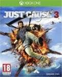 XBOX ONE GAMES - JUST CAUSE 3 (JUST CAUSE 2 UNCLUDED) - XBOX ONE