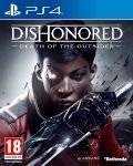 PS4 GAMES - DISHONORED: DEATH OF THE OUTSIDER - PS4