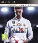 PS3 GAMES - FIFA 18 - LEGACY EDITION - PS3